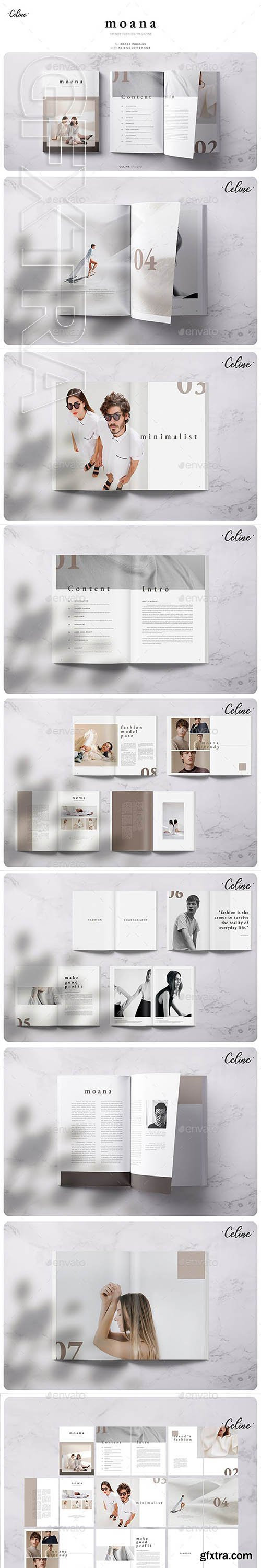 CreativeMarket - Photography Lookbook 3789641