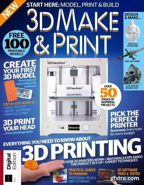 3D Make & Print - Ninth Edition 2019