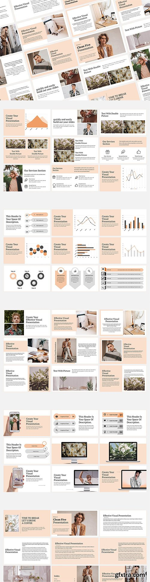 Clean Five Presentation