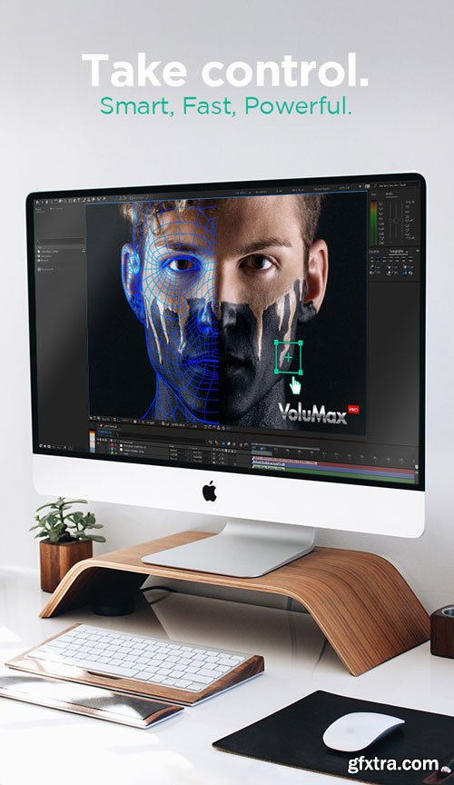 Videohive - VoluMax - 3D Photo Animator V5.3 - 13646883 (Updated 8 May 19)