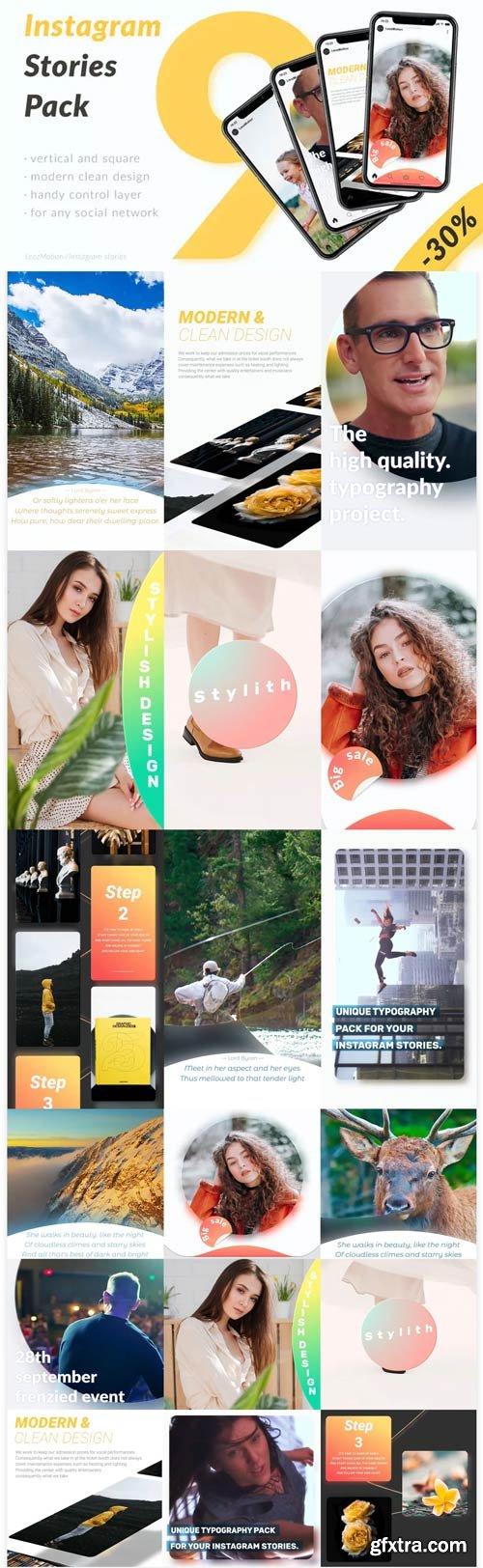 Videohive - Instagram Stories - 22726267