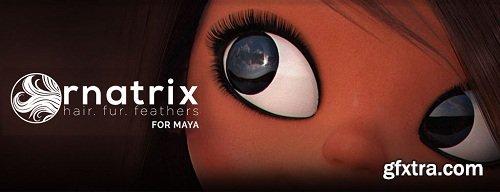 Ephere Ornatrix 2.3.7.19651 (x64) for Maya