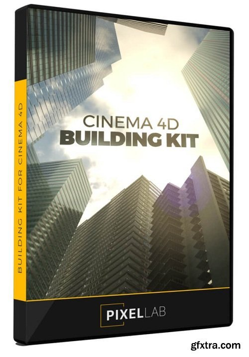 Cinema 4D Building Kit
