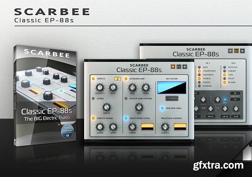 Scarbee Classic EP-88s v1.1 Incl Matrix Expansion KONTAKT-AwZ