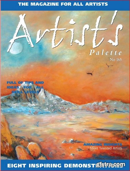 Artist\'s Palette - May 2019