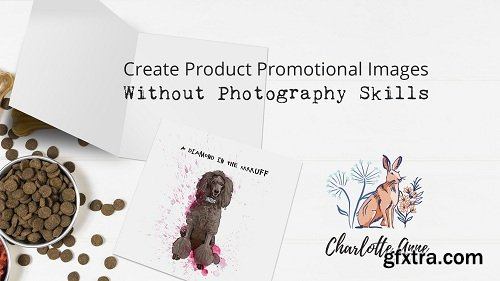 Create Product Promotional Images Without Photography Skills!
