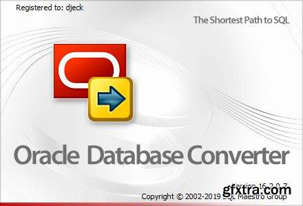 SQLMaestro Oracle Database Converter 16.2.0.7 Multilingual