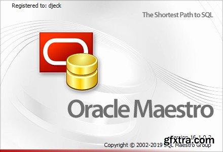 SQLMaestro Oracle Maestro 16.1.0.2 Multilingual