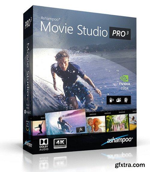 Ashampoo Movie Studio Pro 3.0 Multilingual