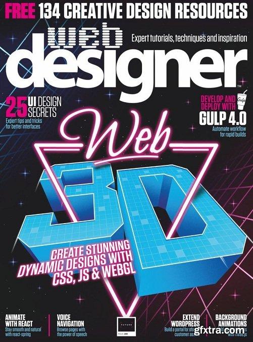 Web Designer UK - July 2019