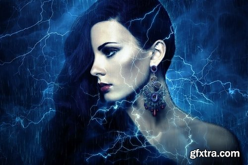GraphicRiver - Hurricane Photoshop Action CS2+ 16996026