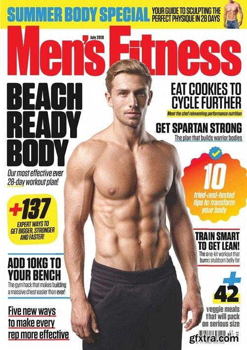 Men\'s Fitness UK - July 2019