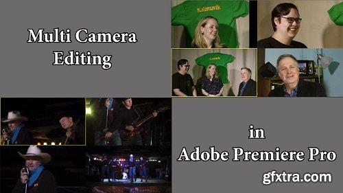 Multicamera Editing in Adobe Premiere Pro