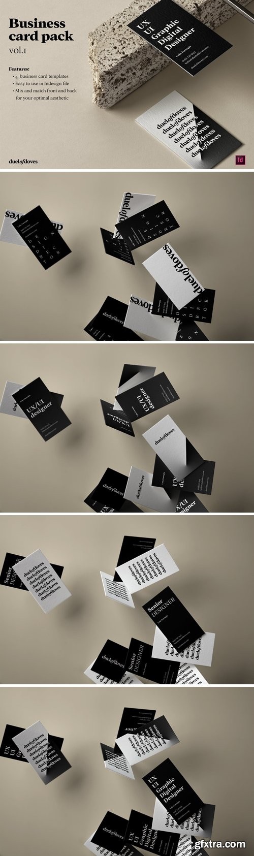Businesscard packvol.1