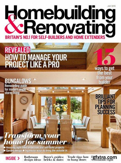 Homebuilding & Renovating - July 2019