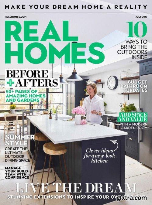 Real Homes - July 2019