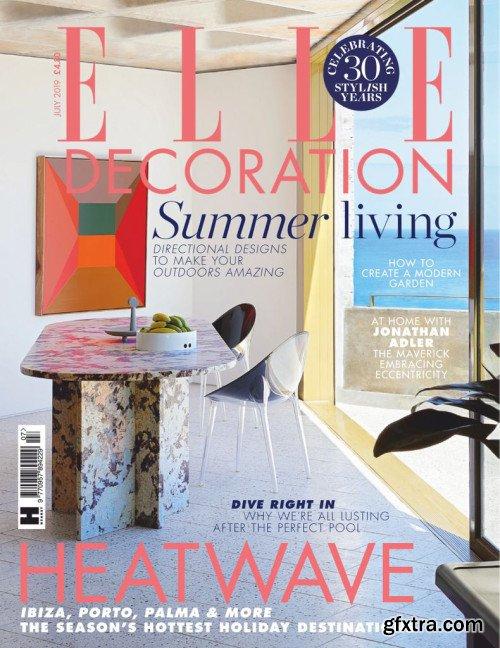 Elle Decoration UK - July 2019