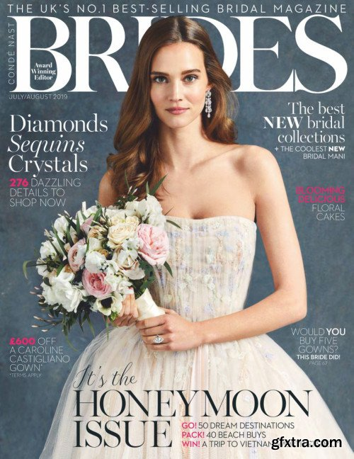 Brides UK - July/August 2019