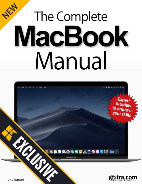 The Complete MacBook Manual - 2nd Edition 2019