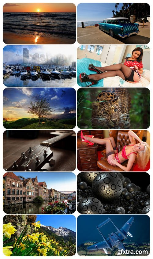 Beautiful Mixed Wallpapers Pack 939