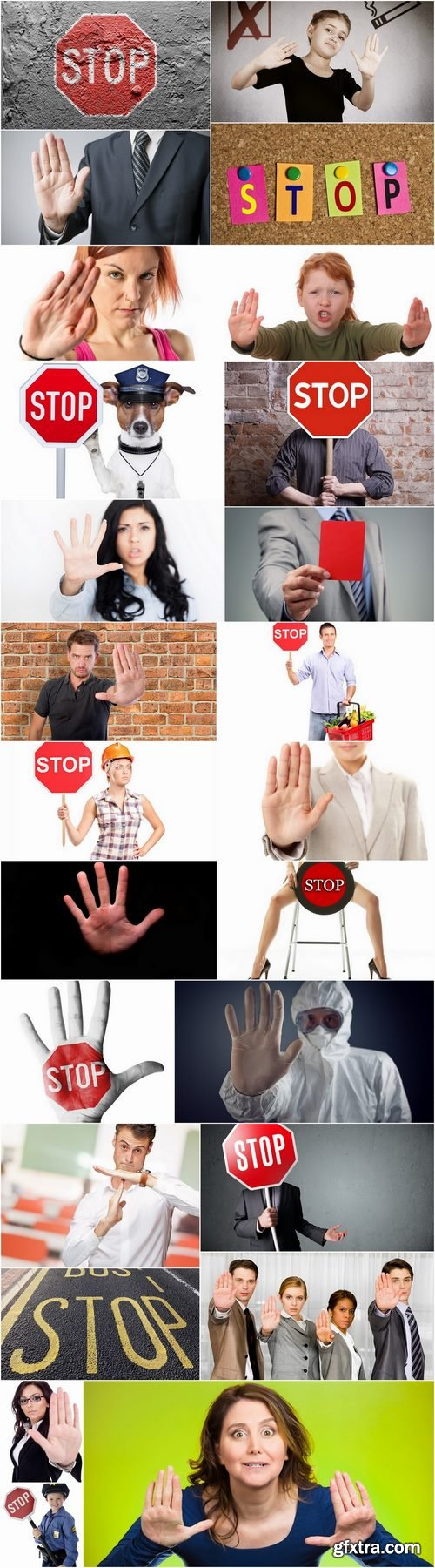 Conceptual images of Stop sign 25 HQ Jpeg