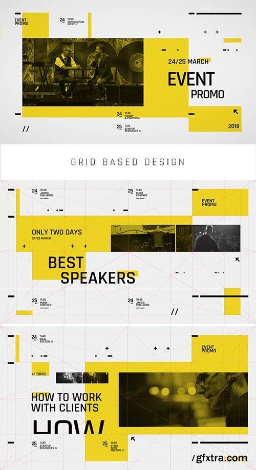 Videohive - Event Promo Typography - 21330762