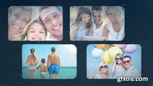 Videohive My Summer - Photo Gallery 8638482