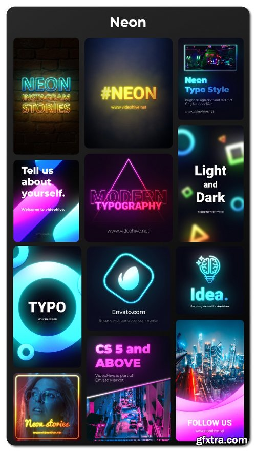 Videohive Instagram Stories Pack V2 23199973