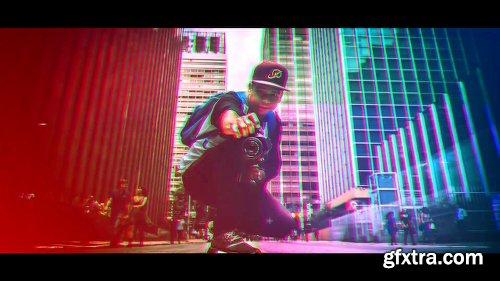 Videohive Urban Glitch Style - Promo Intro 22589495