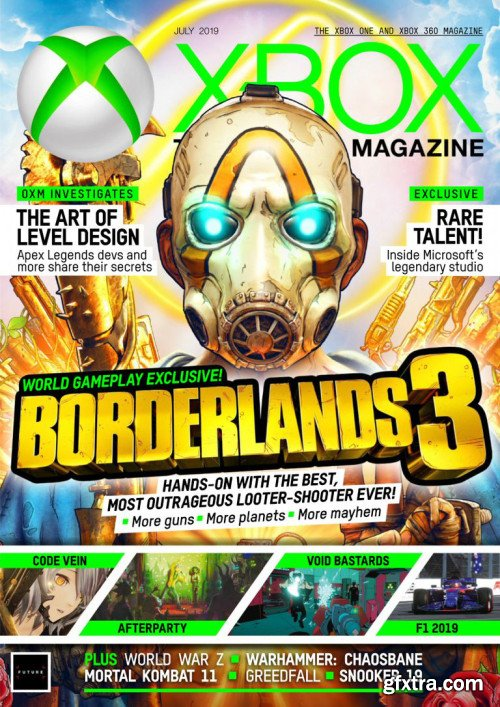 Xbox: The Official Magazine UK - July 2019