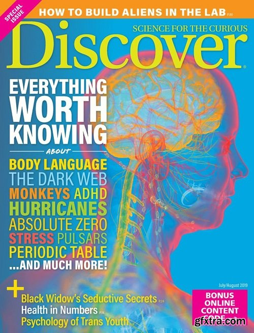 Discover - July/August 2019