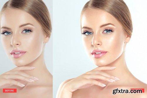 PRO Skin Retouch Photoshop Action