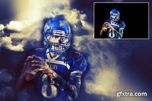 Smoke Art Photoshop Action
