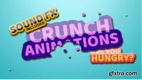 Crunch Titles - Premiere Pro Templates 233187