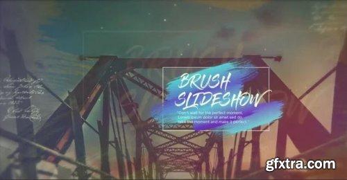 Brush Cinematic Slideshow 232773