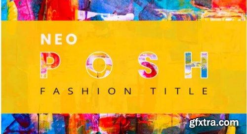 Neo Posh Fashion Title 233048
