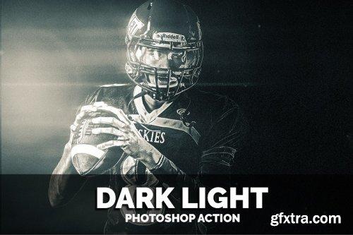 Dark Light Photoshop Actions