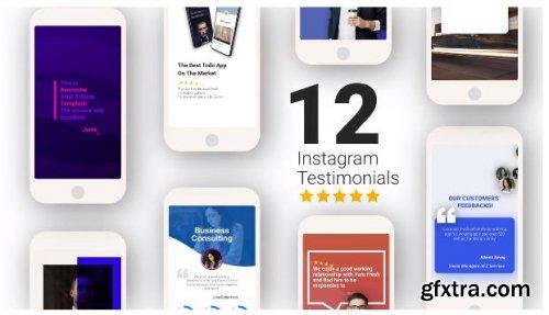 Instagram Story – Testimonial 233703