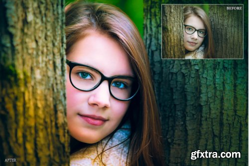 Realistic Lightroom and ACR Presets