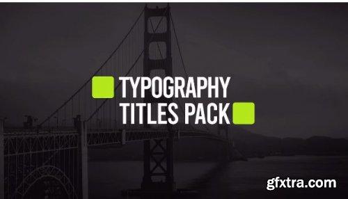 Dynamic Titles Pack V3 221918
