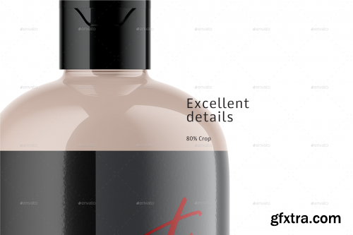 GraphicRiver - Cosmetic Bottle Mockup 23826173