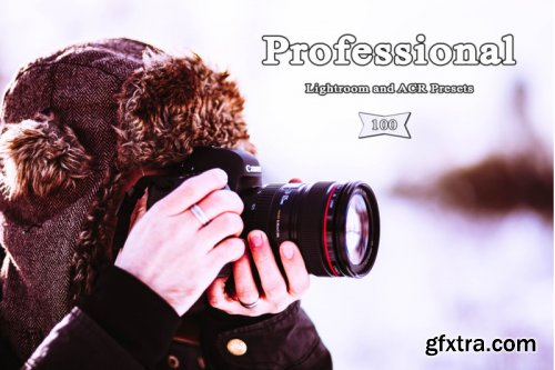 Professional Lightroom and ACR Presets
