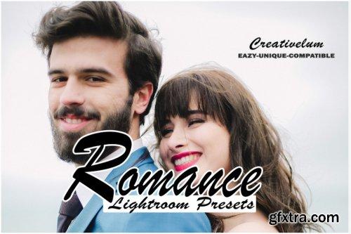 Romance instagram blogger Lightroom presets