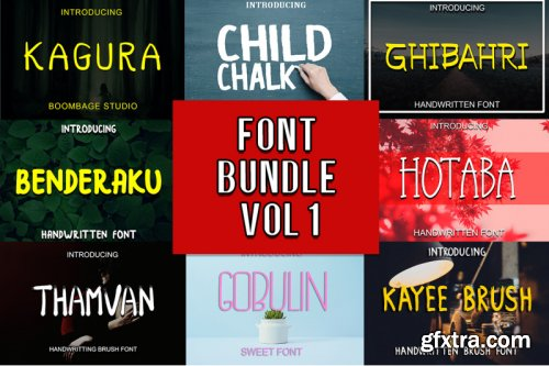 Bundle handwritten Vol 1