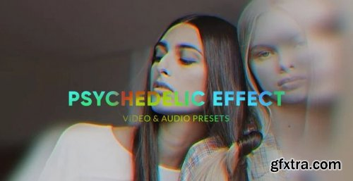 Psychedelic Effect - Premiere Pro Templates 238311