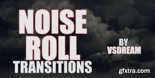 Noise Roll Transitions Presets - Premiere Pro Templates 238360