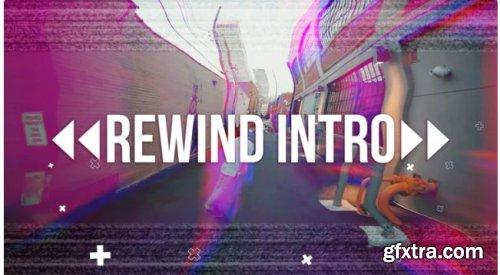 Rewind Intro - Premiere Pro Templates 238517