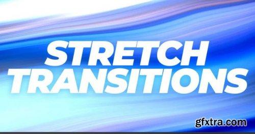 Stretch Transitions - Premiere Pro Templates 238490
