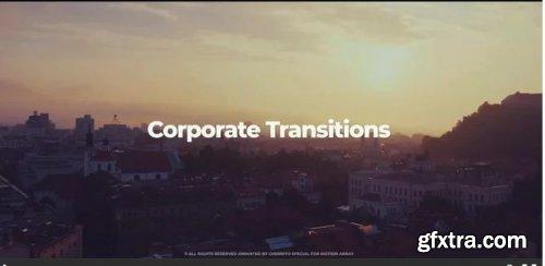 Corporate Transitions - Premiere Pro Templates 238437