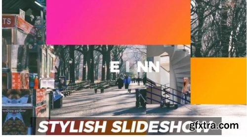 Stylish Modern Slideshow - Premiere Pro Templates 239597